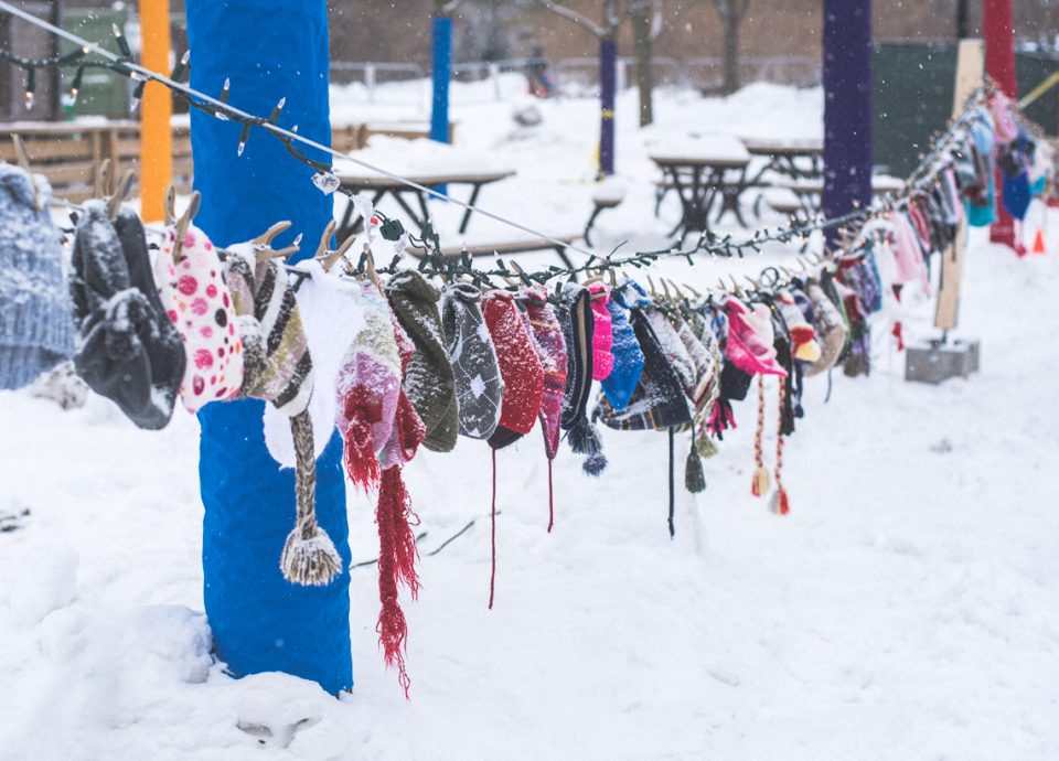 Fête des neiges 2016 - Tuques