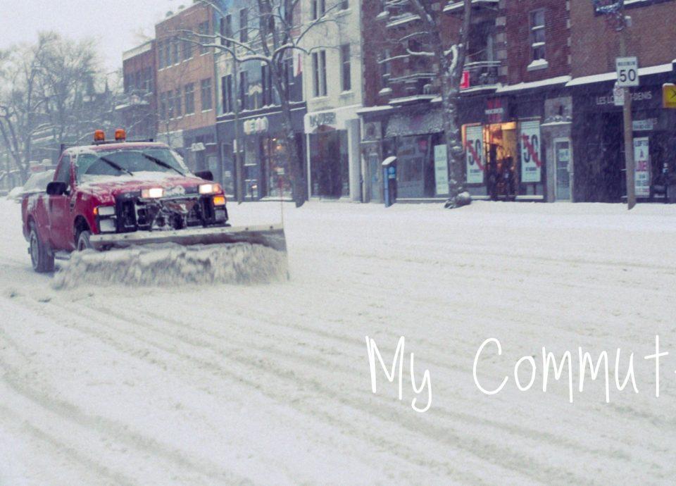 My Commute Tempête Preview