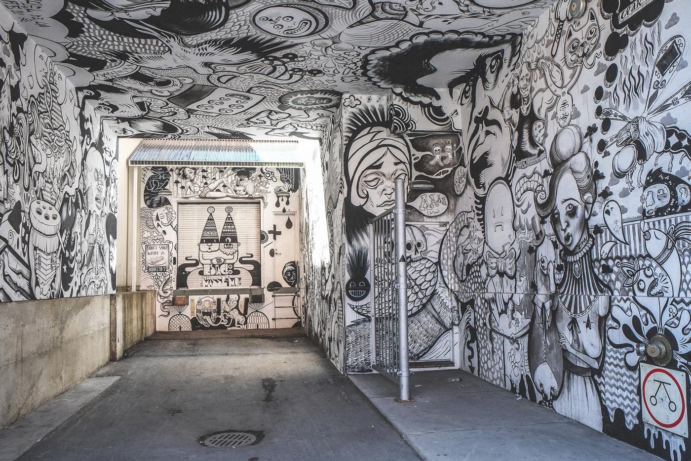 Quai des arts - Saint-Laurent/Saint-Joseph
