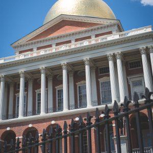 Massachusetts State House boston