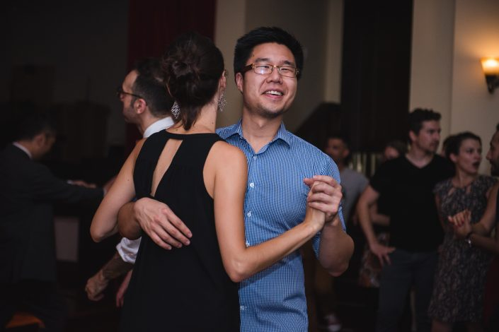 Photo de la soirée du Rialto Swing au Théatre Rialto de Montréal