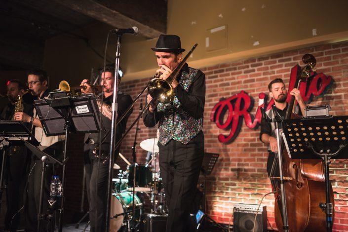 Photo de la soirée du Rialto Swing du 26 Octobre 2017, au Théatre Rialto de Montréal